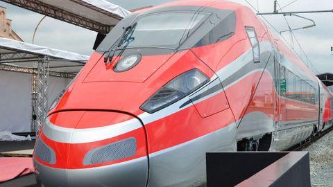 El tren de alta velocidad con el que ILSA operará en España
