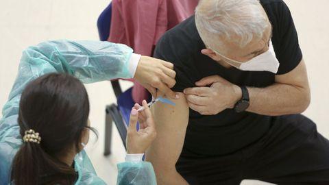 Vacunación en FIMO esta semana