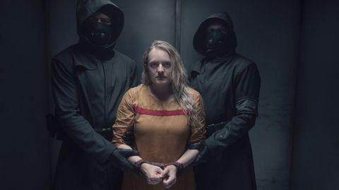 Elisabeth Moss encarna a June Osborne en «El cuento de la criada»