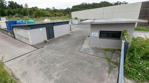 Instalaciones en Vilar do Colo