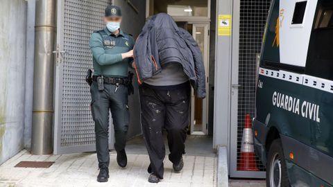 Uno de lo considerados responsables de la rama dedicada al tráfico de cocaína.