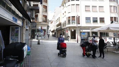 Marín es el municipio del área de Pontevedra con mayor incidencia acumulada covid