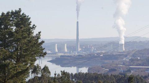 Central térmica de Endesa, en foto de archivo