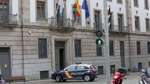 El agresor va a ser juzgado en la Audiencia Provincial de Pontevedra