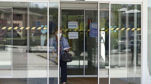 En el hospital de Verín hay 3 pacientes covid ingresados