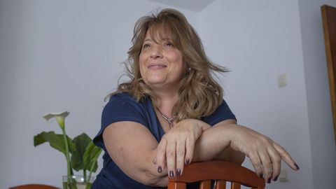 Karina Lomba, nieta de gallegos, ha recibido 8.000 euros de la Xunta para montar su negocio