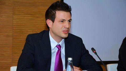 Fran Sieiro, en una imagen de archivo