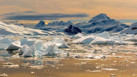El deshielo de la Antártida Occidental cambia las previsiones