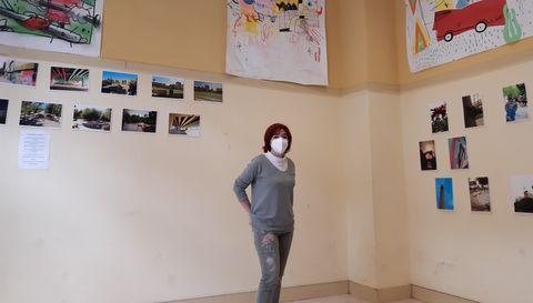 Isabel Rey es coordinadora de la Casa San Cristóbal de la Fundación Montemadrid