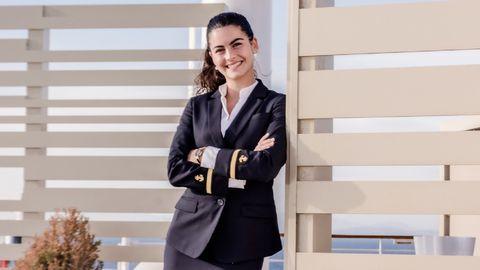 Aitana Sánchez, la mejor de España en Ingeniería marítima