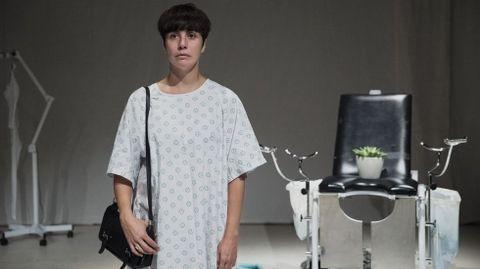 Iria Pinheiro presenta «Anatomía dunha serea»