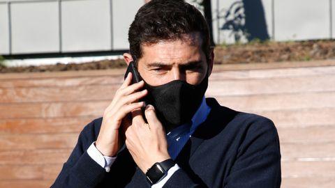 Primeras imágenes de Iker Casillas tras su nuevo susto de salud