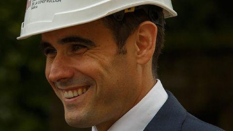 Fernando García Novo invita a conocer el sector de la construcción, a hombres y a mujeres