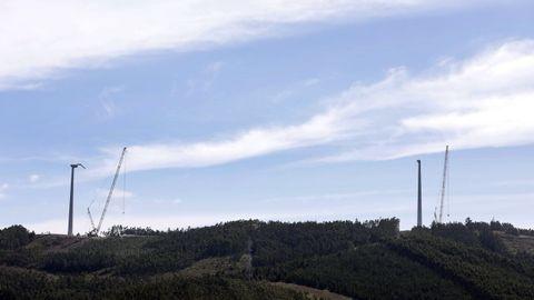 A Greenalia ya se le adjudicó un parque eólico en el municipio de Ourol