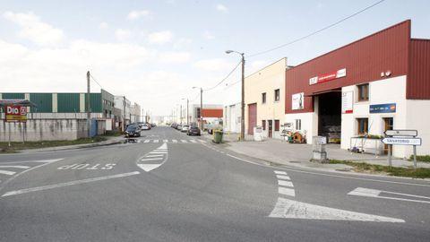 El polígono de Castro ha captado empresas de otros municipios