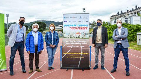 El evento fue presentado este jueves por representantes de varias instituciones