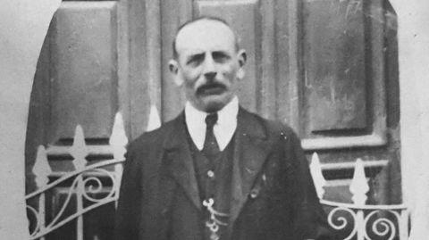 El profesor Juan Trillo