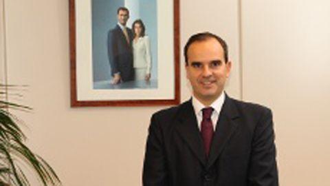 Alfredo Martínez Serrano, jefe de Protocolo de la Casa Real