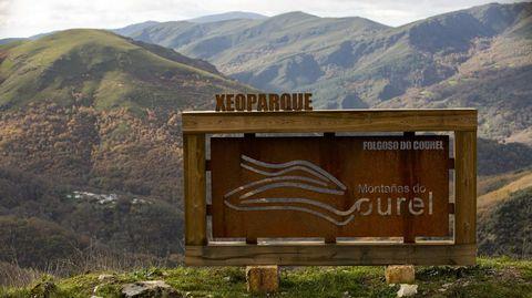 La Unesco reconoció hace dos años al territorio formado por las Montañas do Courel como el primer geoparque de Galicia