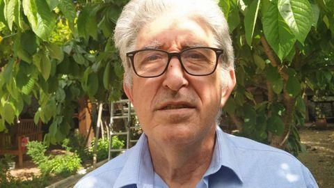 Antonio Enériz, médico jubilado que atendió a enfermos de la intoxicación del aceite de colza en Ourense
