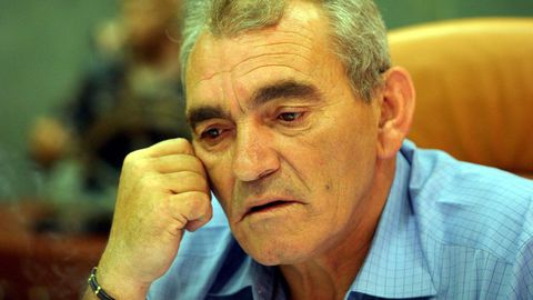Antonio Vidal, en una imagen del 2004
