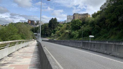 El PP pregunta en qué fase se encuentra el enlace del puente blanco con la Volta da Viña