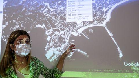 La edila Ana Barreiro presentó la iniciativa