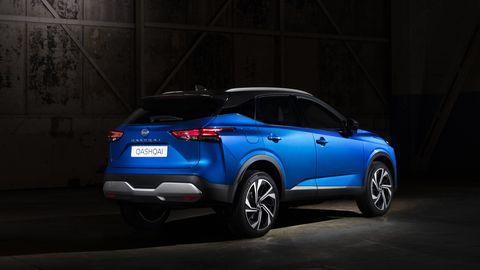 Nissan saca al mercado su nuevo modelo Qashqai