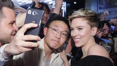 Scarlett Johansson es una de las intérpretes que ha criticado duramente los Globos de Oro