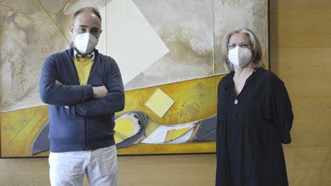José María Faílde y María Reyes Pérez serán los docentes ourensanos que impartan clase en el curso