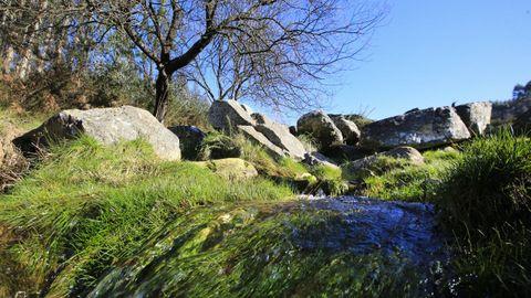El Pedregal de Irimia es uno de los lugares más conocidos del municipio meirense