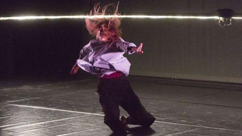 Marta Alonso presenta «Bailar agora»