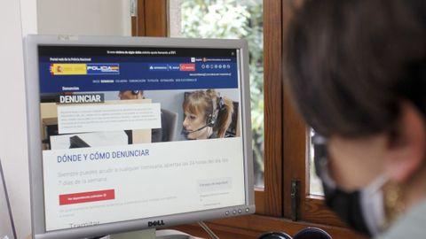 El incremento de las denuncias por estafas o timos digitales es muy acusado en el último año