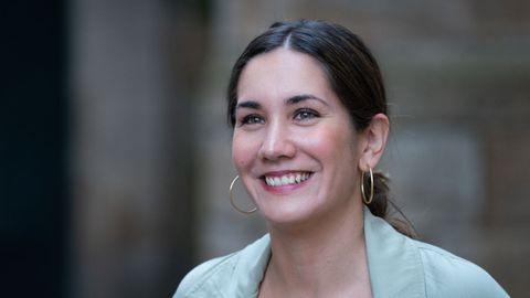 Alba Rodríguez, directora del Festival Bal y Gay que se celebra en A Mariña en mayo y en agosto