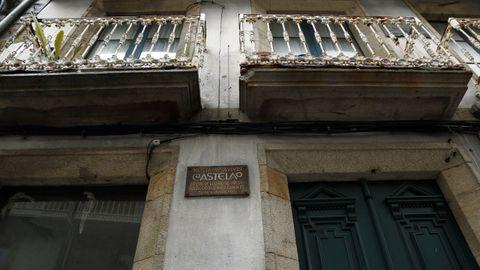 Casa de Castelao, en Rianxo