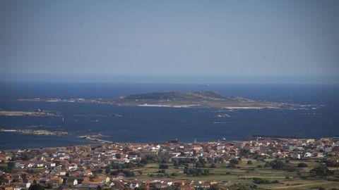 El archipiélago de Sálvora fue declarado BIC en el 2018 en el apartado de categoría de paisaje cultural
