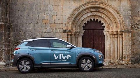El Plan VIVe de Hyundai comienza su andadura en Galicia en San Xoán de Río