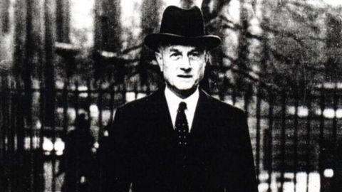 Samuel Hoare fue embajador de Reino Unido en España