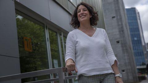 La directora adjunta del Citius participa en líneas de investigación estratégicas para la UE