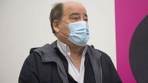 Luciano Calvo, presidente do Grupo Calvo