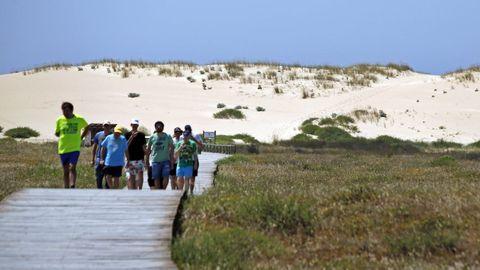 Complejo dunar de Corrubedo y lagunas de Carregal y Vixán