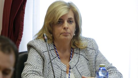 Consuelo Vispo, diputada provincial del PP