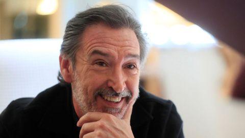 El actor Ginés García Millán