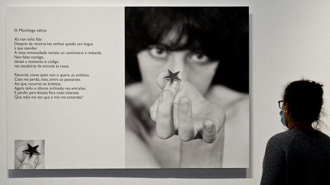 As Letras deste ano celebraron a figura da poetisa Xela Arias