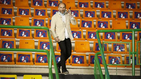 El alcalde Gonzalo Jácome acudió al Pazo