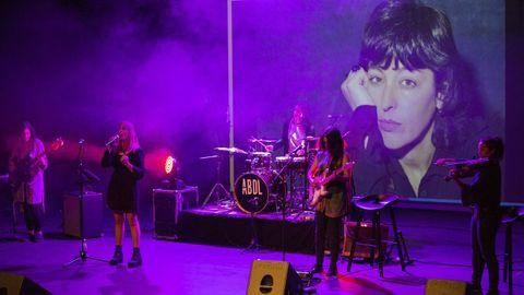 A Banda da Loba actuará en el auditorio de Vilalba dentro del espectáculo «Por Xela»