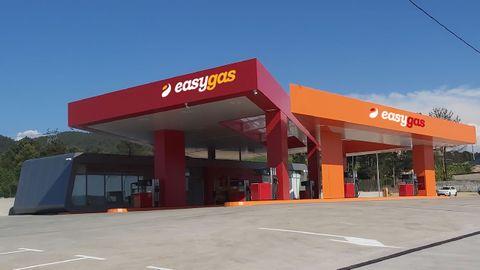 Nueva estación de servicio de EasyGas en O Porriño