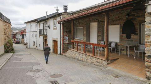 La hostelería de Laza puede reabrir hoy sus puertas