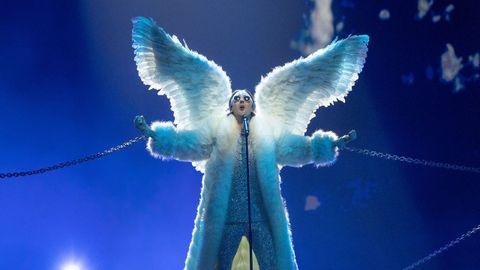22. Noruega:«Fallen Angel», Tix