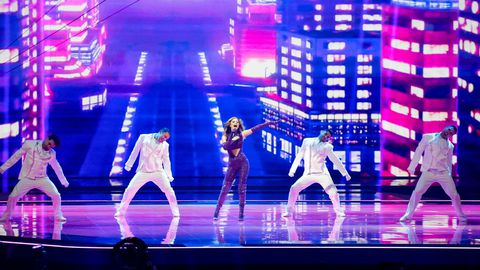 10. Grecia:«Last Dance», Stefania